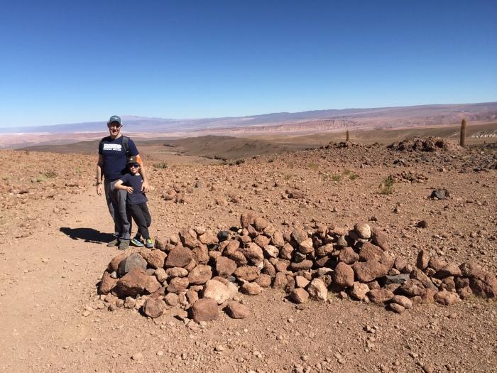 At Punta del Inca