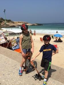Skate rats in Rio